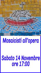Mosaicisti all'opera juniorlab